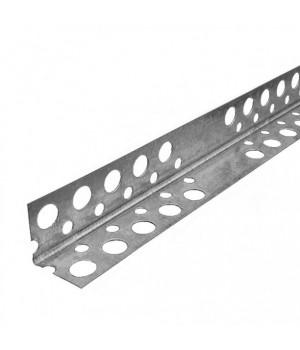 Профиль угловой алюминиевый AЛ PERFOLUX  У20 0,2мм*L-3.0