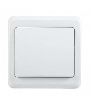 Выключатель  1- кл.,бел, ВЕГА ИЕК 10А ВС 10-1-0ВБ
