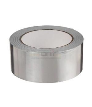 Скотч алюминиевый 50мм*50м (36шт)   код 423