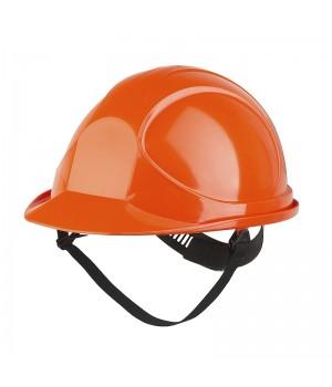 Каска защитная оранжевая 12201
