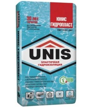 Гидроизоляция обмазочная ЮНИС Гидропласт 20 кг
