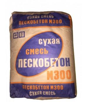Пескобетон М-300 Брянск (25кг)