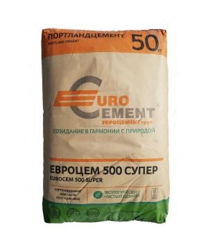 Цемент-М500  50 кг