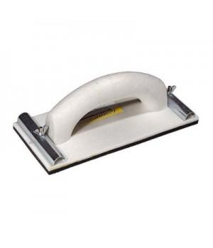 Брусок для шлифовальной бумаги 105*230 STAYER  с металлическим фиксатором 3569-10с