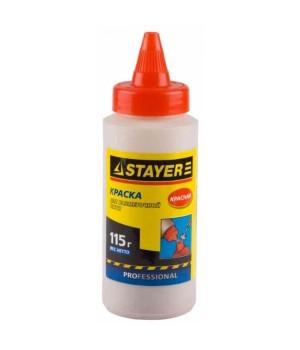 Краска  разметочная порошк.красная (0,115 кг) STAYER  код 2-06401-2_z01