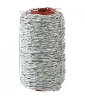 Шнур плетеный капроновый 8 мм, 16-прядный 1000 кгс СИБИН 50220-08
