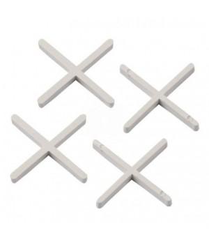 Крестики для кафеля 6,0 мм (100 шт)