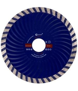 Круг шлифовальный по металлу 150*6*22 Т27 COTOP 39999