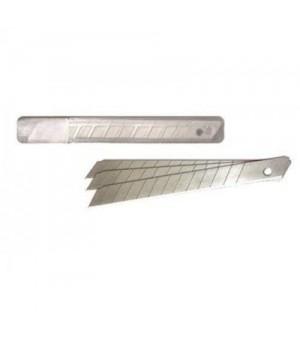Лезвия 18 мм запасные БИБЕР   код 50218