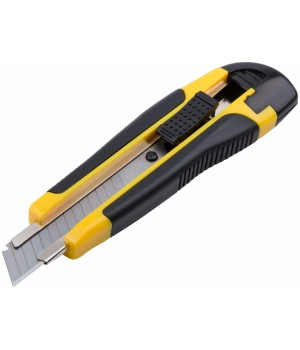 Нож 18 мм усиленный FIT 10228