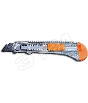 Нож 18мм пластиковый FIT прозрачный 10218