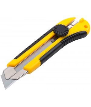 Нож 25 мм усиленный с вращ. прижимом FIT  10326