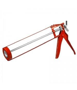 Пистолет для герметика скелетный ЗУБР ПРОФИ 310 мл  06631