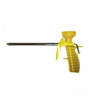 Пистолет для монтажной пены пластм. корпус  БИБЕР   код 60115