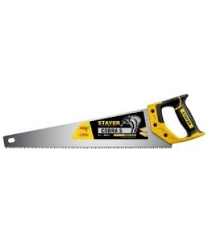 Ножовка по дереву STAYER Universal 450мм, 7ТРI    код 1510-45_z01