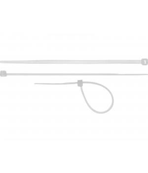 Хомут нейлоновый для проводов 500*4,8 мм черные (100шт) СИБИН 3788-48-500