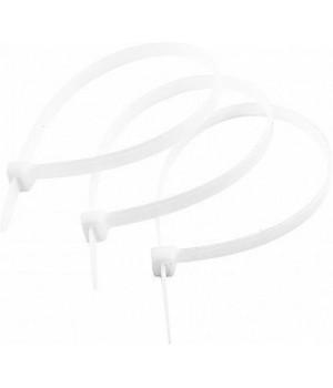 Хомут нейлоновый для проводов 760*9 белые ЗУБР 309010-90-760