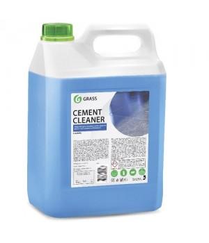 Очиститель после ремонта 5,5кг. CEMENT CLEANER для удаления ост. цемента (кислотное) GRASS