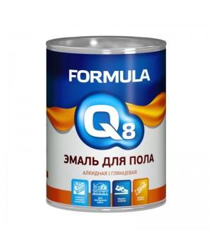 Эмаль ПФ-266 ЖЕЛТО-КОРИЧНЕВАЯ 1,9 кг FORMULA 8